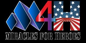 MIRACLES_4_HEROES LOGO